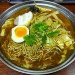 火鍋麺  - 火鍋麺
