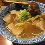 らうめん 麺坊 - チャーシューメン850円