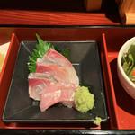 Uozaru - お刺身2種