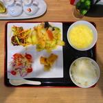 東京王府 - 東京王府さんで、前に頂いた食事。