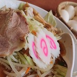 ラーメンめん丸 - 料理写真: