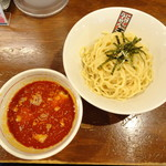 玉五郎 - 辛煮干しつけ麺