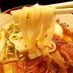 住よし - 麺リフト(^^♪
