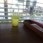 ソルトウォーターテーブル - カウンター席