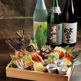 山陰漁港直送の魚介が安くて美味い!