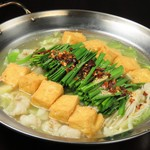 はま太郎 - 鶏出汁モツ鍋