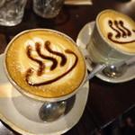 四万温泉 柏屋カフェ - ドリンク写真: