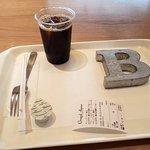 グランドゥ アムール - アイスコーヒー
