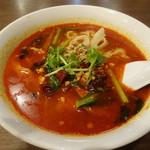 向陽飯店 - マーラー刀削麺