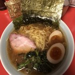 麺屋 志どう - 料理写真:着丼。