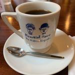 会津壹番館 - ブレンドコーヒー