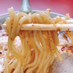 山岡家山形西田店 - 麺