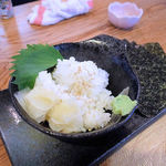 おぐろのまぐろ - 酢飯と海苔(299円)