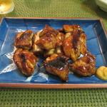 114411094 - 「蕎麦屋の焼鳥」