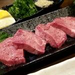 焼肉 SEVEN - 厚切りタン♡