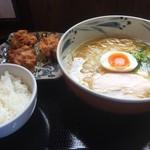 ひとはな亭 - 料理写真:煮干しラーメン