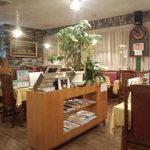 レストラン グリーンパーラー - 店内