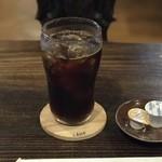 ランプ - トップフォト アイスコーヒー