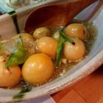 おばんざい 心 - 鶏のキンカン煮