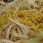 Gokumisohompo - 麺のアップ