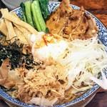 麺屋 空海 - 冷やしラーメン 1,000円