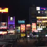 114426245 - 中野駅からも見えるかさい