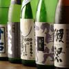 炭火串焼き 鶏料理 富所 - ドリンク写真:日本酒