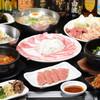 やきやき亭 - 料理写真:食べ飲み放題コース