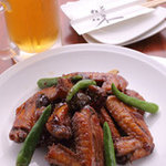 ISEYA - 鶏肉手羽の甘辛煮 1500円
