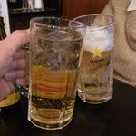 養老乃瀧 - 乾杯