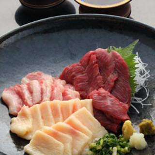 四季折々の厳選食材を使用した、至高の一皿をご堪能ください