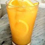 イタリアリストランテ Salute - マンゴーオレンジ /マンゴー感があってとってもおいしいです