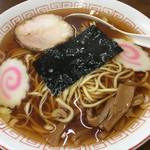 こうや食堂 - 料理写真:ラーメン¥350