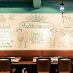 D's Mediterranean Kitchen - 内観写真: