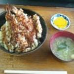 11444282 - 日替定食(天丼)500円