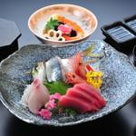和食処 こばやし - 駿河路鮮魚盛合せ定食