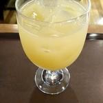 サンエトワール - グレープフルーツジュース