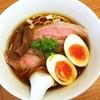 らぁ麺 時は麺なり - 料理写真:味玉らぁ麺 850円