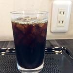 米本珈琲 - アイスコーヒー 250円