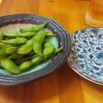しめの里 - 枝豆