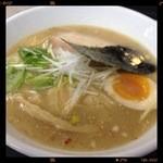 Soup - 地鶏だし熟成味噌Soup 750円