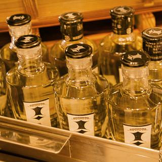 料理を引き立てる日本酒は、厳選した蔵元からセレクト