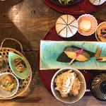 米や松倉 - 季節の魚御膳