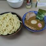 庵悟 - つけめん+小チャーシュー+味玉