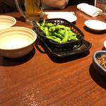 北の味紀行と地酒 北海道 - 枝豆さん