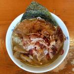 麺や 阿闍梨 - 一番だし … 700円