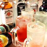 ◆飲み放題シルバー<120分制ラストオーダー90分 グラス交換制>
