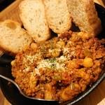 Melldies 手稲バル - 4種豆のスパイシータコミート