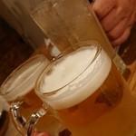 Melldies 手稲バル - 乾杯