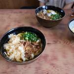 うどんの萬栄 - 料理写真: